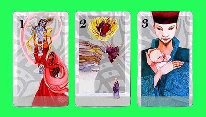 Opustite se i odaberite Zen sliku - Primite OVU moćnu poruku!