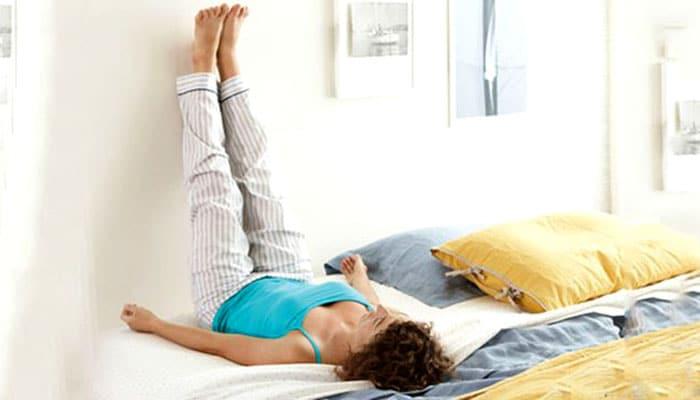 Držite noge podignute barem 10 minuta dnevno i rezultat će vas iznenaditi!
