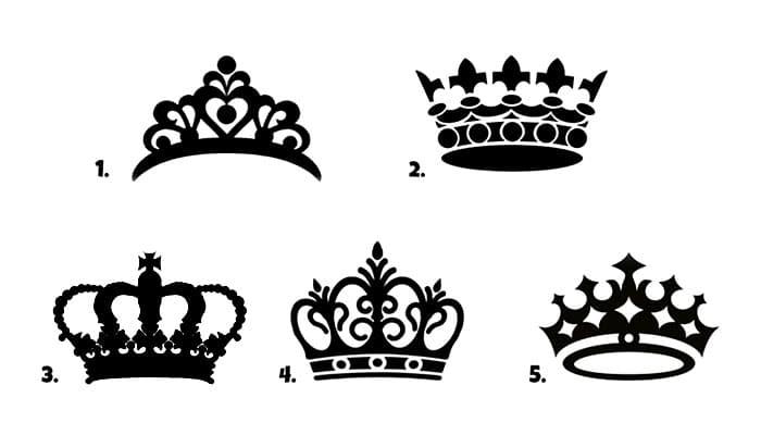 Odaberite krunu i otkrijte koje tajno značenje ona ima za vaš život