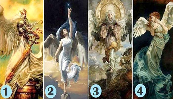 Izaberite jednog anđela kako bi dobili osobnu poruku koja će vam pružiti vodstvo i sigurnost