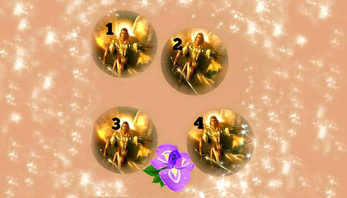Odaberite broj i dobit ćete poruku od arkanđela Mihaela!