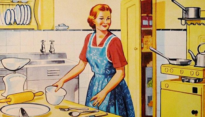 """O ženama koje """"ne rade"""" - Počast svim majkama domaćicama"""