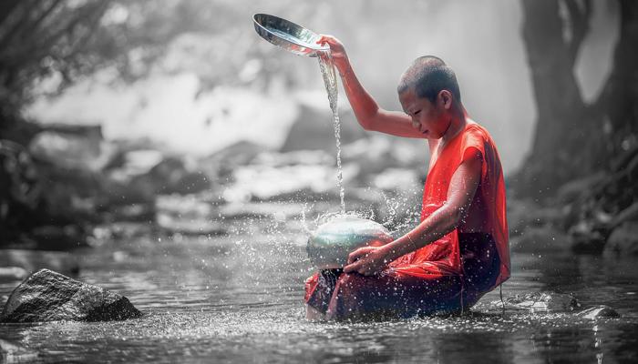 Umjetnost pijenja vode - 10 savjeta drevnih mudraca