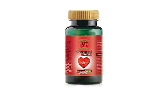 Cholesterol Q'PROtect® - Za održavanje normalne razine kolesterola u krvi i funkcije srca