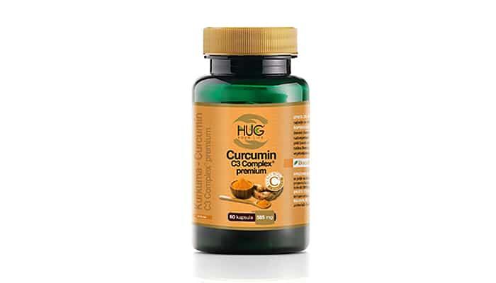 Curcumin C3 Complex® Premium - Zlatni standard za kurkumin