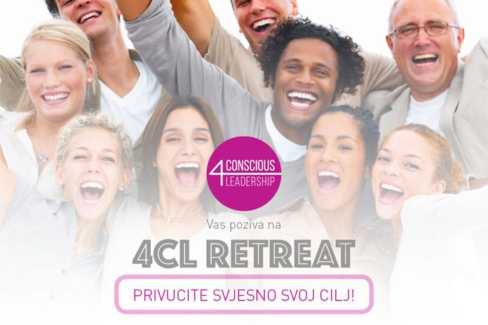 15.-17.06. Privlaka, Nin - 4CL retreat: Vikend svjesnog vodstva