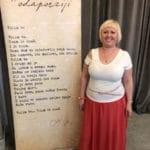 Lea Brezar Oda poeziji
