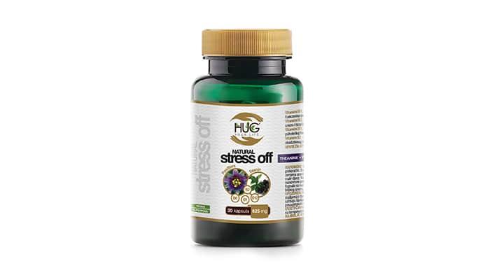 Natural Stress Off - Prirodna formula za osobe izložene psihičkim napetostima i stresu