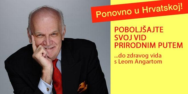 23.-24.06. Zagreb - Radionica: POBOLJŠAJTE SVOJ VID PRIRODNIM PUTEM - Čarobne oči