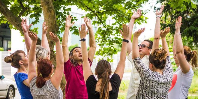 06.-08.07. Fužine - Yoga reatreat: Buđenje unutarnje radosti