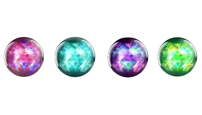Izaberite jednu kristalnu kuglu kako biste primili svoju poruku iz duha