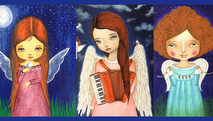 Izaberite sliku i otkrijte poruku vašeg anđela