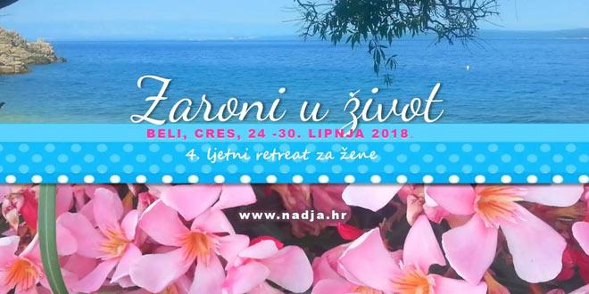 """24.-30.06. Beli, Cres - 4. ljetni retreat za žene na Cresu i Lošnju """"Zaroni u život"""""""