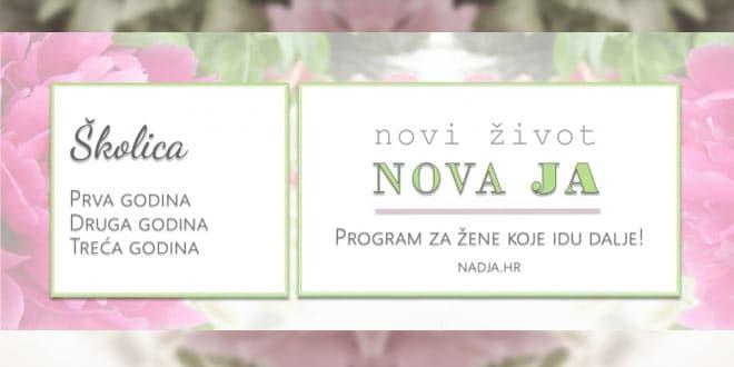 Škola osobnog razvoja za žene Novi život Nova Ja
