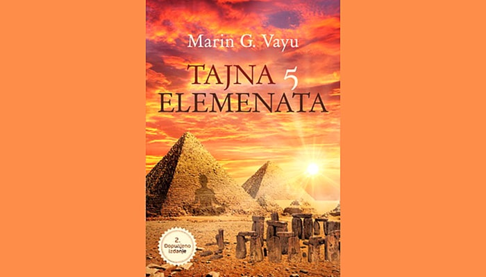 M. G. Vayu: Tajna 5 elemenata - Korijen svih znanja