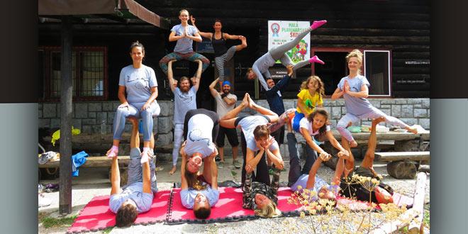 06.-10.08. Acro Yoga retreat Velebit 2018.