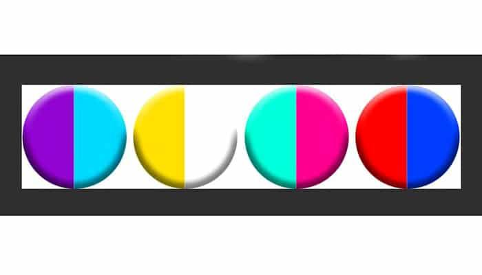 Koja vam se kombinacija boja najviše sviđa? To će otkriti nešto zanimljivo o vašoj osobnosti!