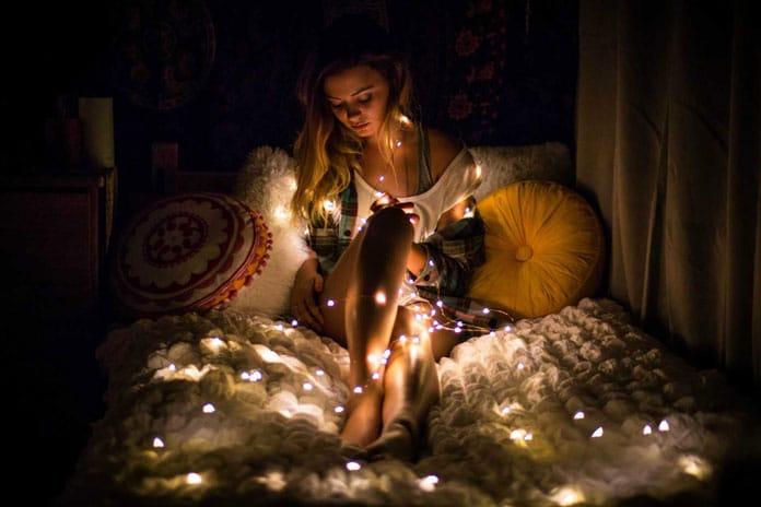 Yogijski rituali – večernja njega