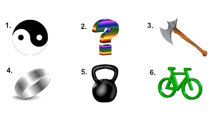 TEST: Odaberite jedan simbol i otkrijte vrlo važan duhovni savjet za ovaj period!