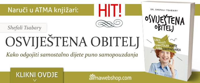banner za knjige OSVIJESTENA OBITELJ 1