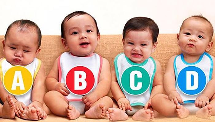 Test osobnosti: Što mislite koja od ovih beba je žensko?