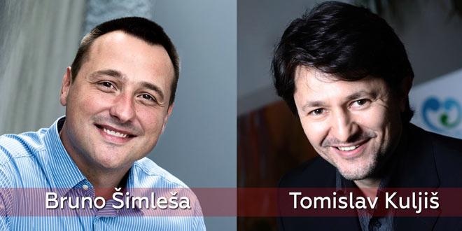 Predavanje: Bruno Šimleša i Tomislav Kuljiš - O ljubavi