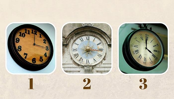 Karmičko čitanje: Odaberite sat i otkrijte kako prošli životi utječu na vas