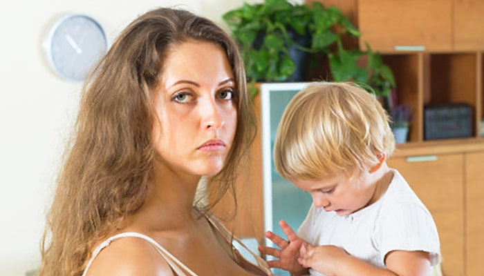 Zašto su majke često toliko ljute?