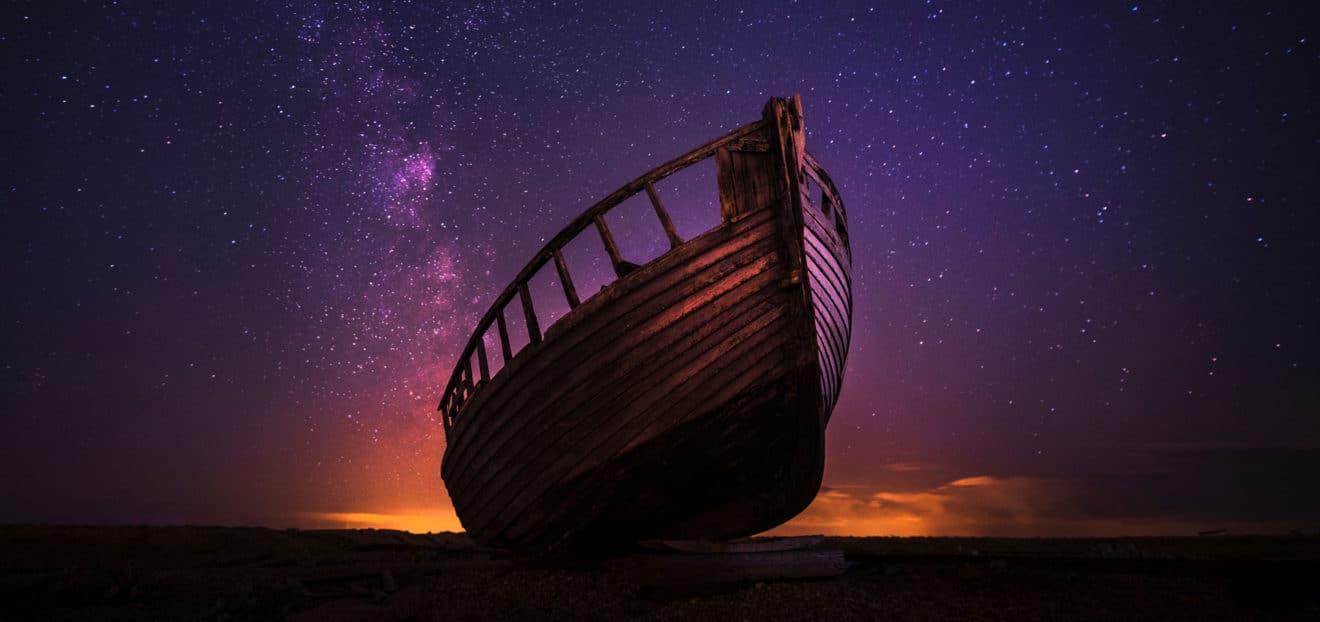 Život se rađa ondje gdje prestaje sve ono davno poznato