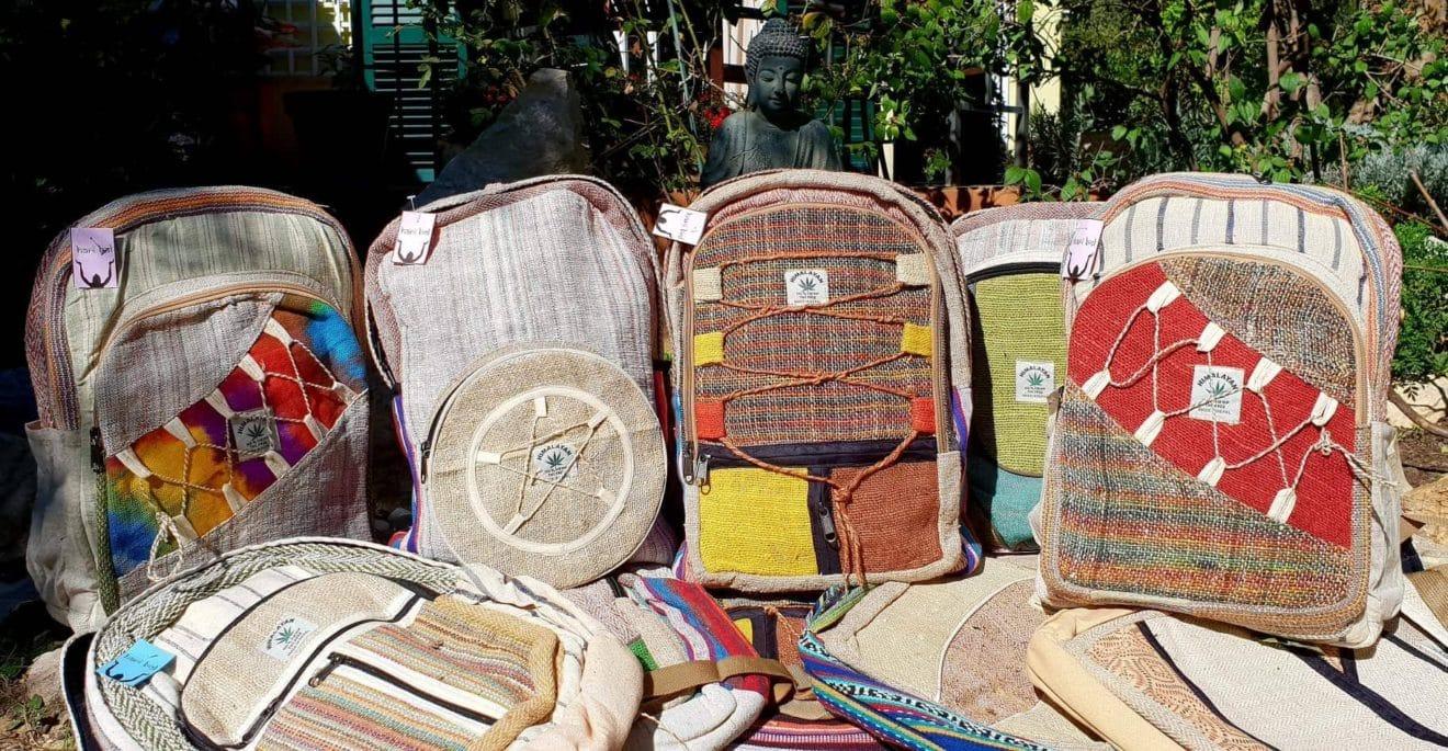 HIMALAYAN HEMP - Stigli novi predivni ruksaci od prirodne konoplje!