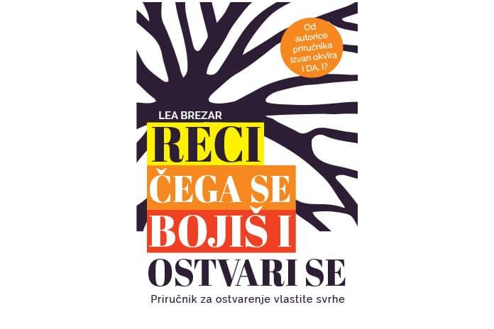 Nova knjiga: Lea Brezar