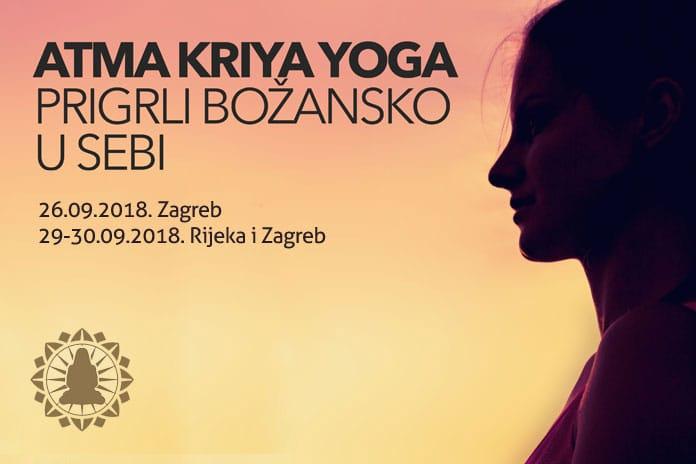 Tečajevi Atma Kriya Yoge u Rijeci i Zagrebu