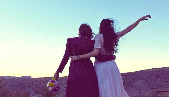 Najbolja stvar za muško zdravlje je da ima ženu, a ženi da ima prijateljicu!