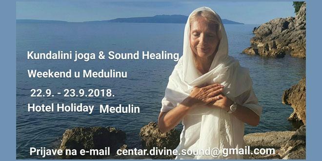 22.-23.09. Medulin - Kundalini Joga&Sound Healing Wekeend