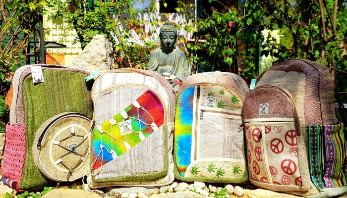 HIMALAYAN HEMP - Kvalitetni ruksaci od prirodne konoplje