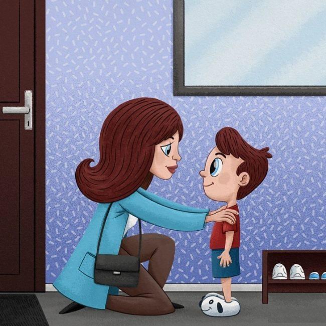 Pravilo 3 minute: Kako steći povjerenje djeteta