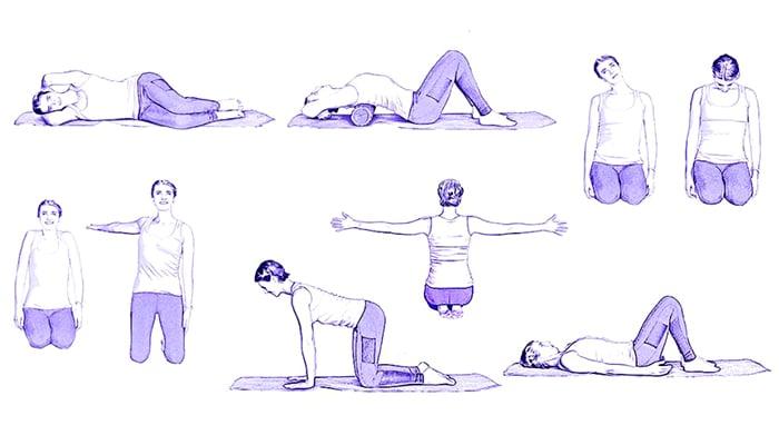 9 spasonosnih vježbi za uklanjanje bolova u vratu i ramenima (FOTO)