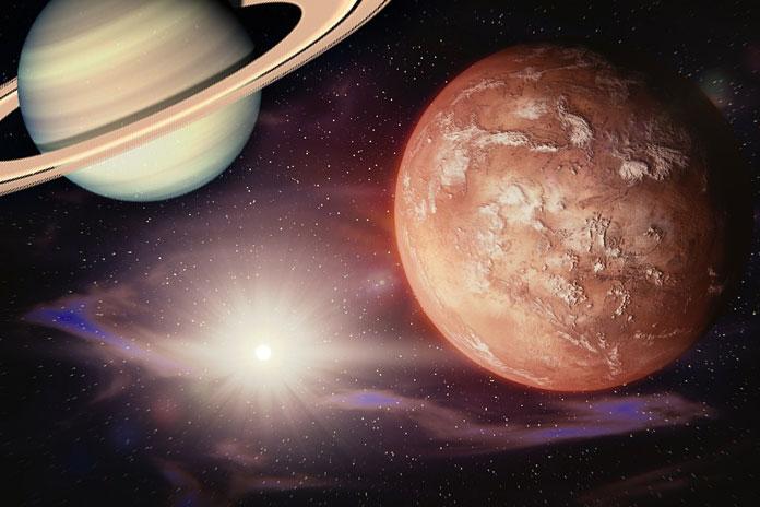 Mars i Saturn snaga - sukob s karmičkim zadacima