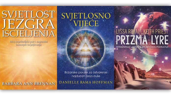 AKCIJA! 3 uzbudljiva, nova naslova u Atma knjižari - Ostvari popust od 20% do 22.10.!
