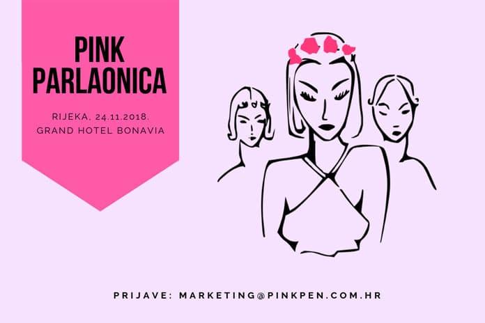 24.11. Rijeka - Prva Pink Parlaonica - spajamo život, struku i duhovnost