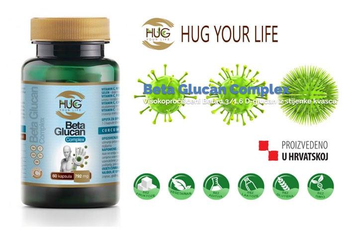 Ostanite zdravi ove zime - Beta glukan, čuvar vašeg imuniteta
