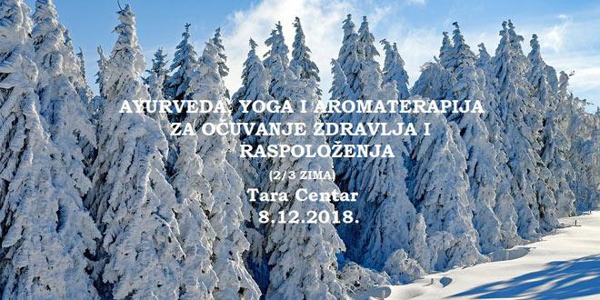 08.12. Zagreb - Ayurveda, yoga i aromaterapija - Za očuvanje zdravlja i raspoloženja