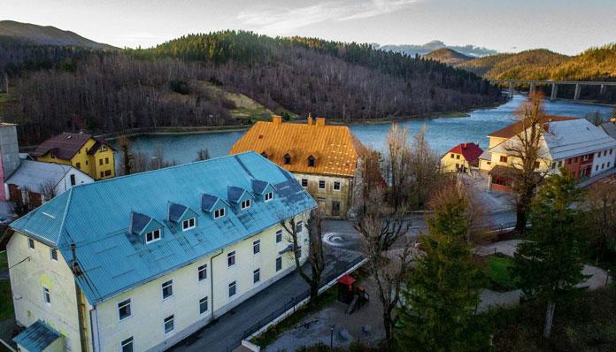 Fužinarska kuća - Doživite čaroliju Gorskog Kotara