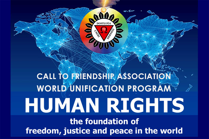 26.11. Zagreb - Omega govor - HUMAN RIGHTS - the foundation of freedom, justice and peace in the world