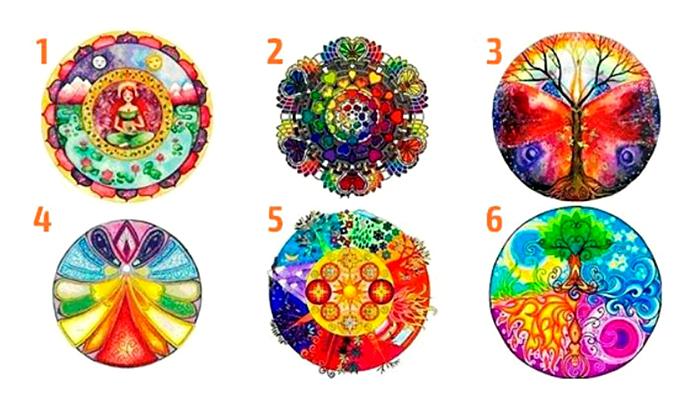 Koja od ovih 6 mandala najviše rezonira s vama? Otkrijte poruku koju nosi!