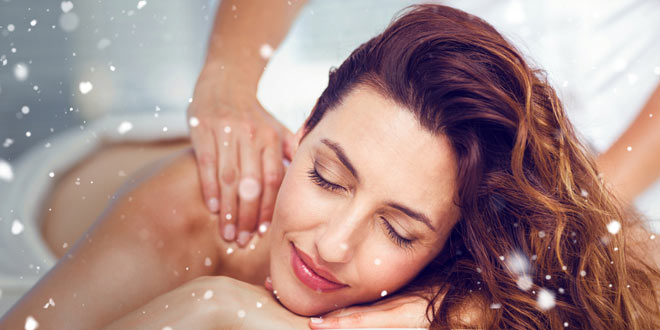 Božićna aroma masaža tijela + Sretan Božić sprej