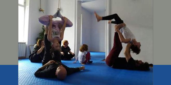 27.01. Zagreb - Acro yoga za djecu i roditelje
