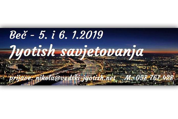05.01. Beč - Jyotish savjetovanja