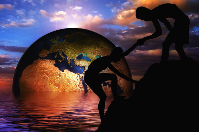 Služenje drugima znak je probuđenosti i više svijesti