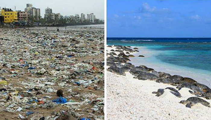 Najveći svjetski projekt čišćenja plaža - Čovjek preobrazio smetlište u netaknutu obalu!